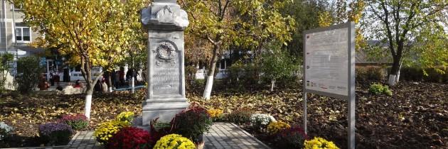 Pomnik Wiktorii Wiśniewskiej