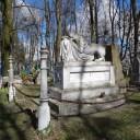 Renowacja nagrobku gen. Józefa Dwernickiego w Łopatynie